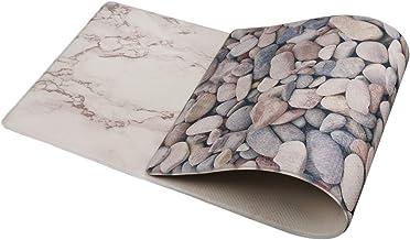 U'Artlines Anti Fatigue Mat, Floor Comfort Mat Heavy Duty Standing Mats Ergonomic Waterproof PVC Reversible Washable Non S...