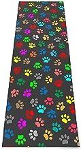 Groen Paars & Blauw Galaxy Yoga Mat, Gedrukt Antislip Yoga Matten Oefening & Fitness Mat voorGeschikt voor yoga, Pilates, ...