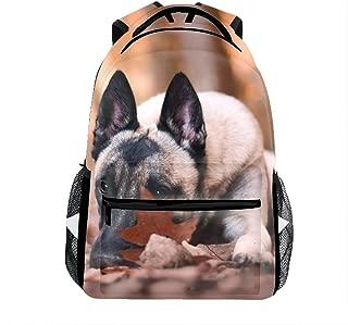 Autumn Belgian Malinois School Bookbags for Girls, Cute Casual Backpack College Bags Women Daypack Travel Bag