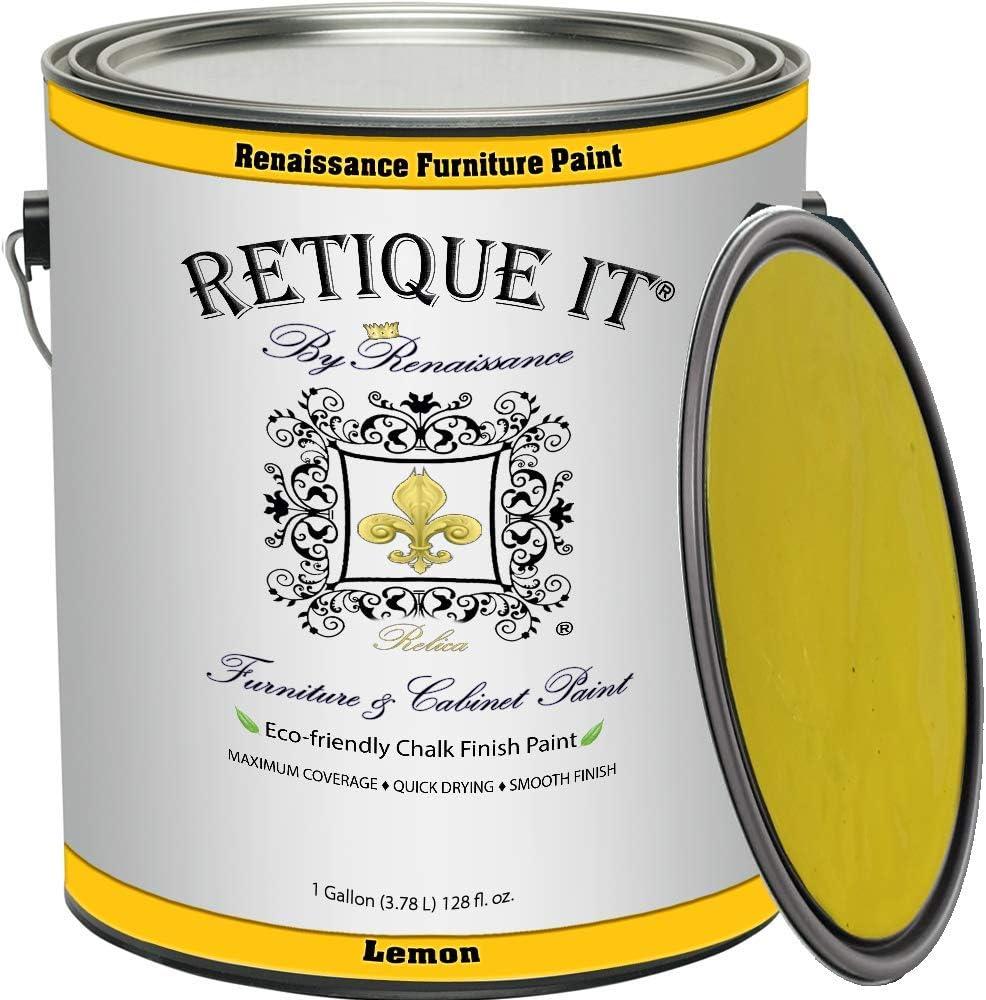 Online limited product Retique It by Renaissance Special sale item Chalk Furniture Tox Gallon Paint Non -