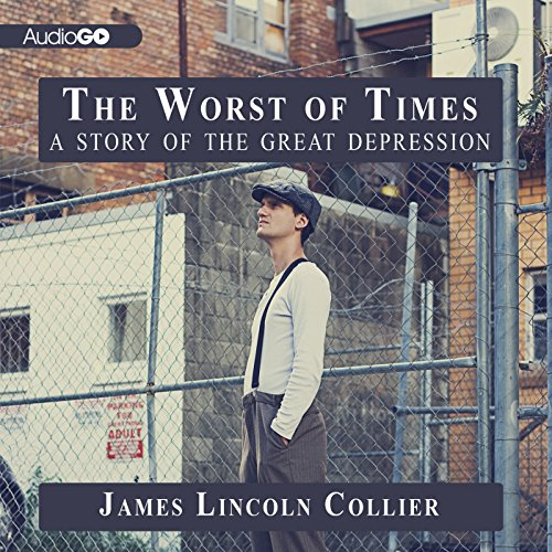 The Worst of Times audiobook cover art