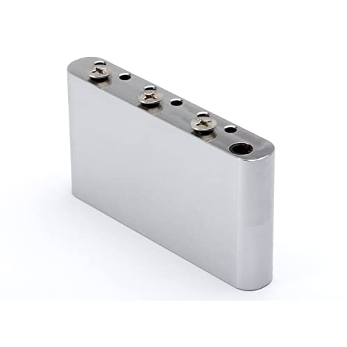 Guitar Bridge Steel Block: Amazon com