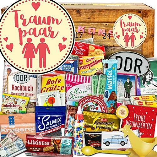 Traumpaar - Weihnachtskalender mit Ostartikeln - DDR Adventskalender Ideen