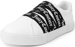 حذاء رياضي نسائي انيق من جوسي كوتور، حذاء كاجوال للنساء، حذاء تنس بنعل سميك باللون الابيض، حذاء رياضي مكتنز، حذاء مشي