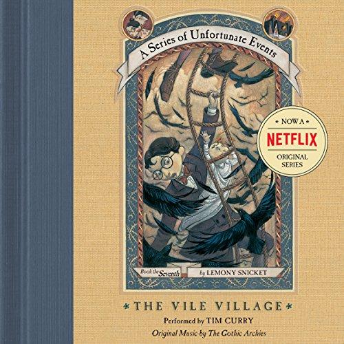 The Vile Village cover art