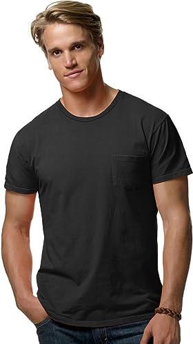 T-Shirt de Poche Nano-T pour Homme_noir_X-grand