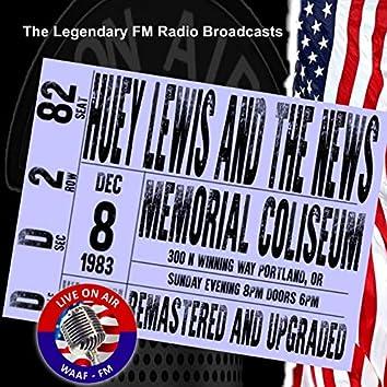 Legendary FM Broadcasts - Memorial Coliseum, Portland OR 18 December 1983