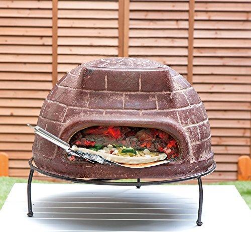 武田コーポレーション『メキシコ製ピザ窯チムニー(MCH060)』