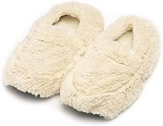 Intelex Cozy Body Slippers, Cream
