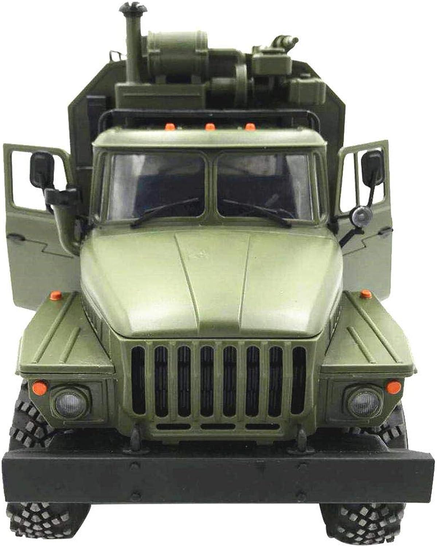 Mastab 1 16 ferngesteuertes Auto Ural militrischer LKW 6-Radantrieb Kletterfahrzeug