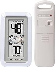 AcuRite 02049 Digital Thermometer with Indoor/Outdoor Temperature