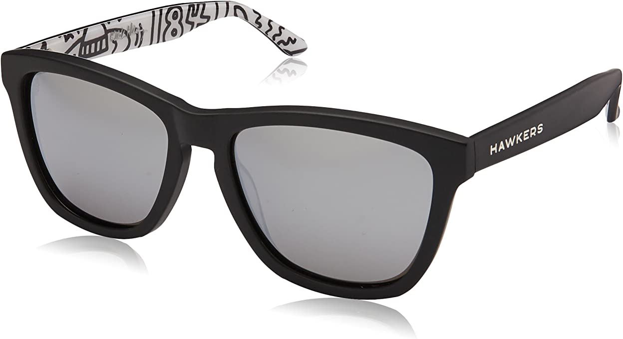 Keith Haring x Hawkers - All Black