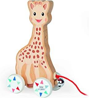 Janod Sophie La Girafe Pull Along Toy