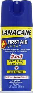 Lanacane First Aid Spray 3.5 oz