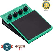 Roland SPD-1E SPD::ONE ELECTRO Digital Percussion Pad includes Free Wireless Earbuds - Stereo Bluetooth In-ear and 1 Year Everything Music Extended Warranty