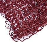 Gaeirt Filet de Badminton en Fibre de polypropylène, Filet de Badminton Beau et Durable matériau en Fibre de polypropylène pour la compétition de Badminton