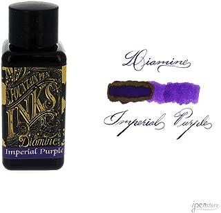 Diamine 30 ml Bottle Fountain Pen Ink, Imperial Purple