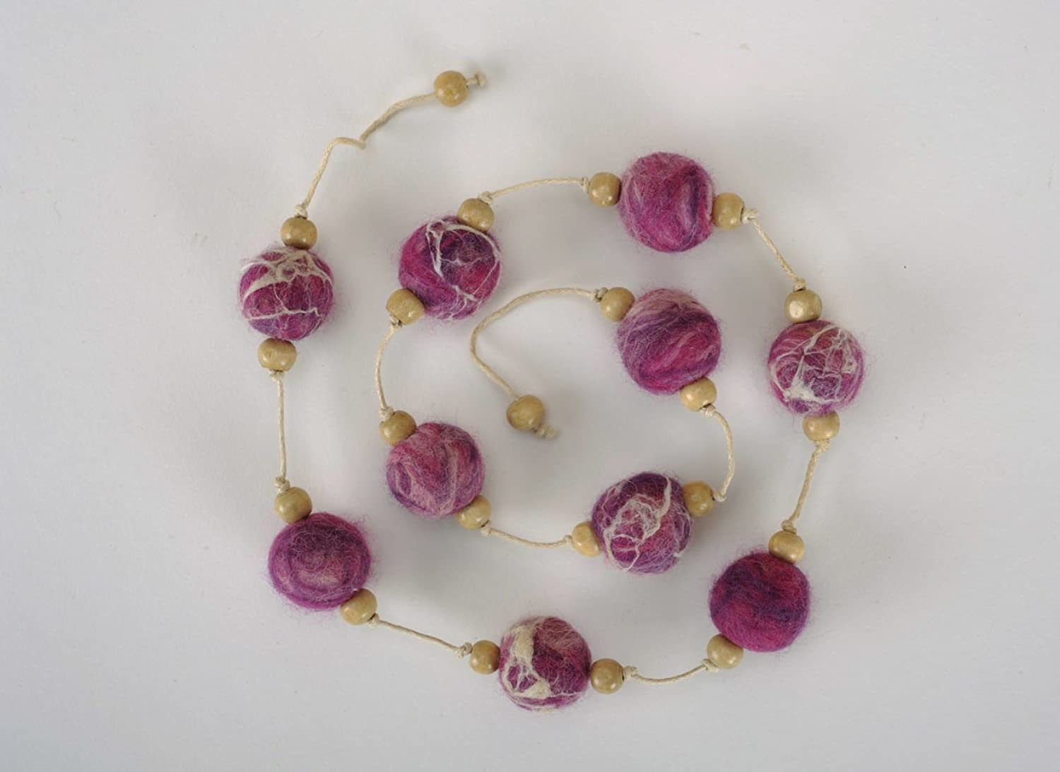 Felted Beads  Fantasy