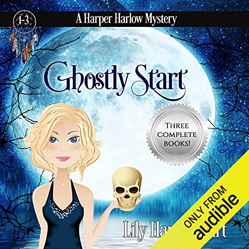 Ghostly Start Audiobook By Lily Harper Hart cover art