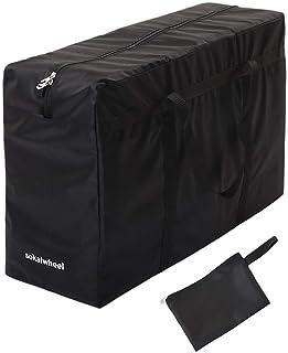 Sokaiwheel トートバッグ 大容量 ボストンバッグ 大容量 大型バッグ 大きいバッグ 100L