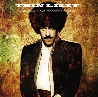 Thin Lizzy - Vagabonds Kings Warriors Angels