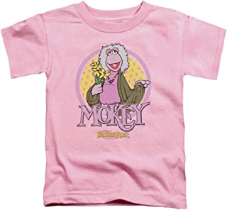 Fraggle Rock Toddlers Mokey Circle T-Shirt