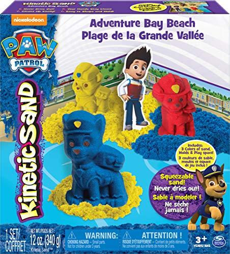 Kinetic Sand 6027965 - Sandspiel Set