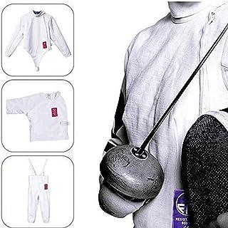 THIBETA Three-Piece Fencing Suit, Fencing Jacket, Fencing Lining, Fencing Pants, Fencing Equipment for Fencing Sport