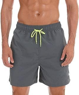 Surprise S Solid Surf Beach Shorts Mens Short Homme Men Swimwear Short De Bain Homme Beach Pants Mens Boardshorts Surf