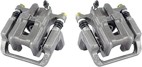 CCK11124 [2] REAR Premium Grade OE Semi-Loaded Caliper Assembly Pair Set