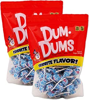 Dum Dums Cotton Candy 2-1 lb bags