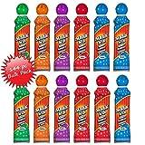 Dabbin' Win Mini Bingo Ink Markers Bulk Case - 144 Daubers (12 Dozen) Assorted...