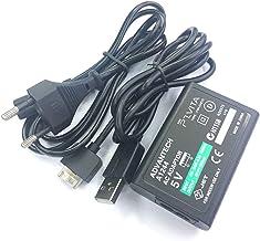 MARSPOWER Stabile Power Charger Power Adapter Prestazioni affidabili per Sony PS Vita Alimentazione AC Conversione del Car...