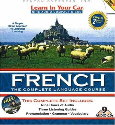 Learn in Your Car French Complete (French Edition)