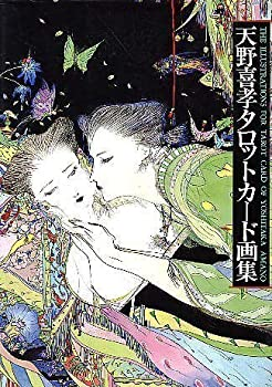 The Illustrations for Tarot Card of Yoshitaka Amano