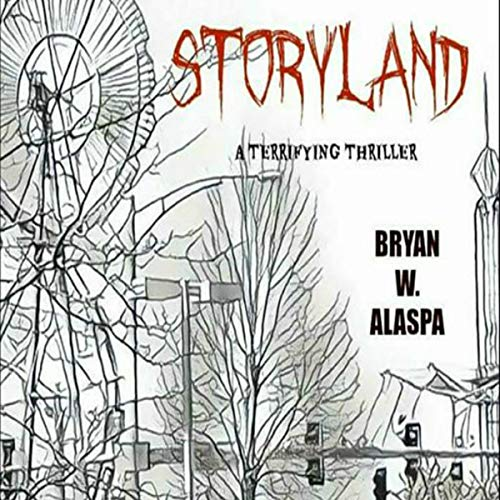 Storyland audiobook cover art