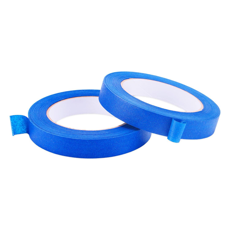 LICHAMP Blue Regular discount Painters Tape 3 inch Masking shop Pack 2 4