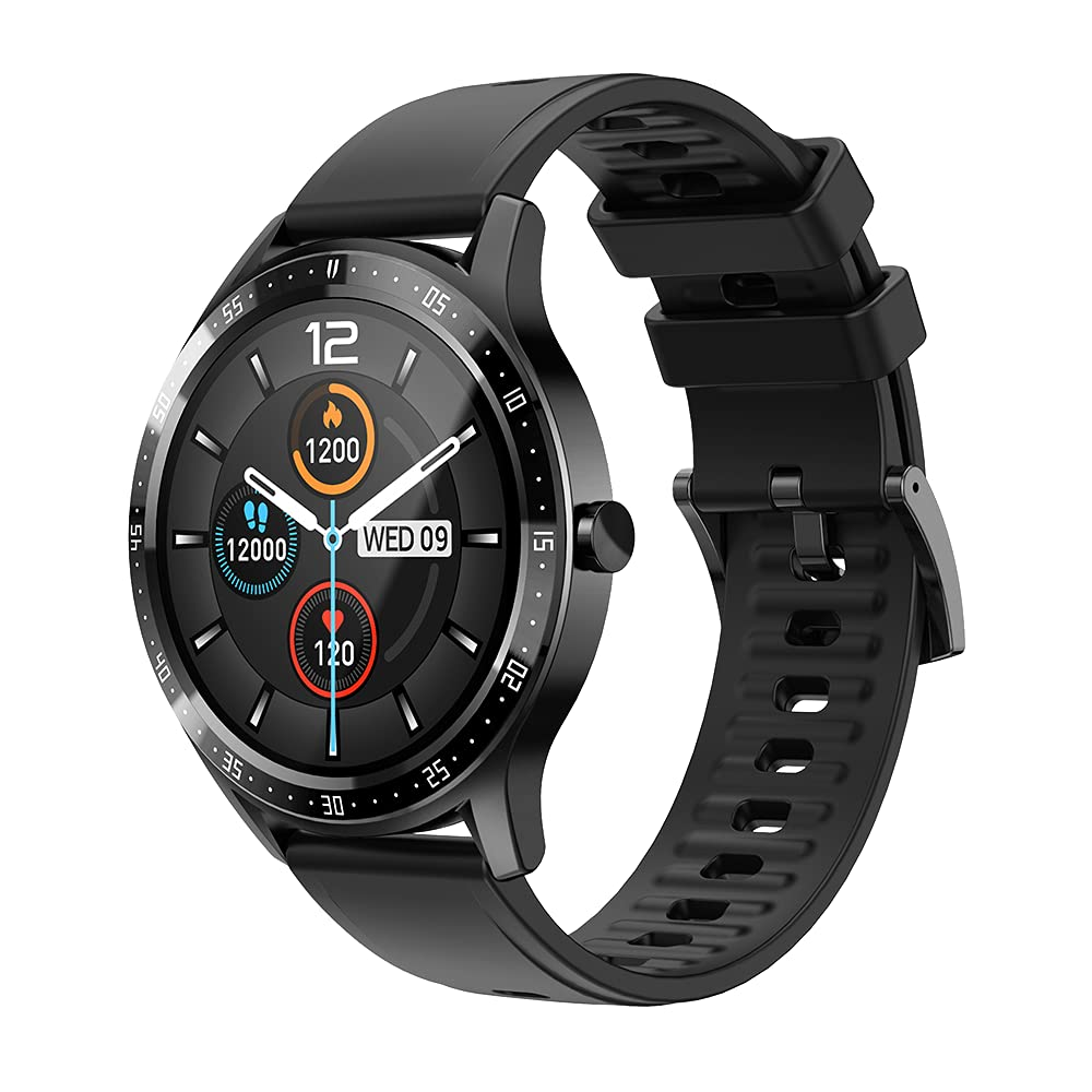 Fire Boltt 360 Smartwatch Launched: Price, Features, Specs