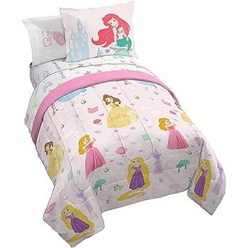 Jay Franco Disney Princess Paper Cut Bed Set, Full