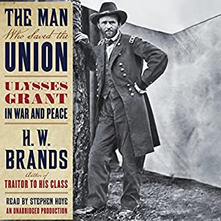 The Man Who Saved the Union cover art