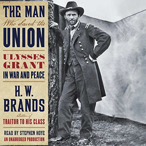 The Man Who Saved the Union audiobook cover art