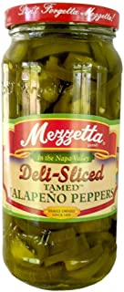 Mezzetta Pepper Jalapeño Less Heat (2 Pack)