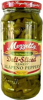 Mezzetta Pepper Jalapeño Less Heat (2 Pack)