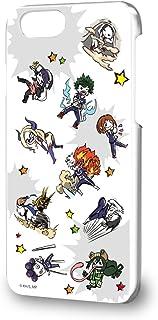 僕のヒーローアカデミア 01 雄英生&先生(グラフアートデザイン) ハードケース iPhone6/6S/7/8兼用