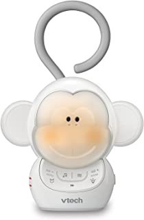 VTech BC8211 Myla The Monkey Baby Sleep Soother with a White Noise Sound Machine Featuring 5 Soft Ambient Sounds, 5 Calmin...