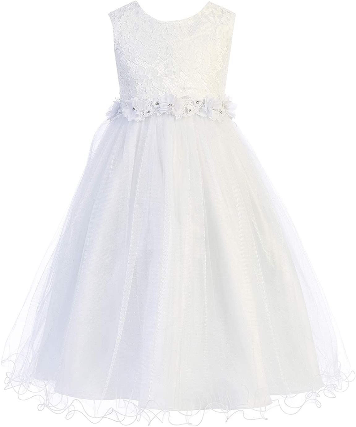 BluNight Flower Girl First Communion Pa High quality Birthday Pageant gift Wedding