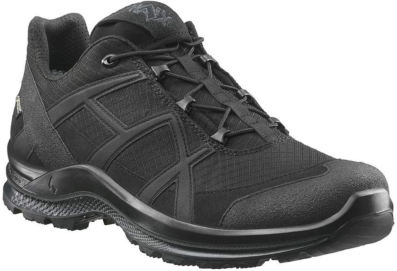 Haix svart Eagle Athletic Athletic Athletic 2.1 GTX Low  svart Optimerad Funktionell Sko Varje terrain svart  spara upp till 30-50% rabatt