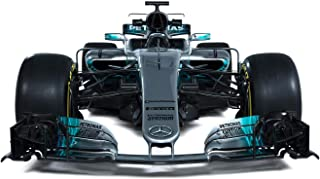 Mercedes AMG F1 W08 EQ Power Formula One Car Poster Print (24x36 Inches)