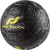 Pro Touch Fußball Asfalt Soccer Ball, Schwarz/Gelb, 5