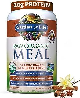 Garden of Life Raw Organic Meal Vanilla Chai, 1115 Gram